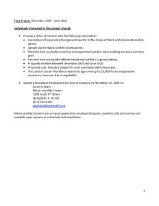 RFQ for 2020 MOU Page 3